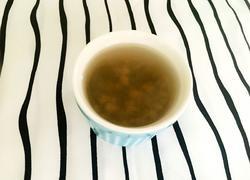 解暑绿豆冰糖水