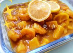 泰式咖喱虾仁