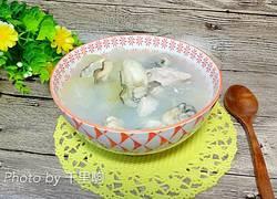 牡蛎瘦肉冬瓜汤