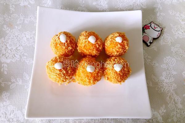 黄金饭团酥