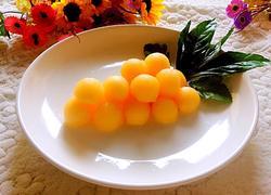 哈蜜瓜葡萄