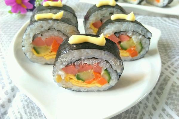 紫菜包饭(简易版)
