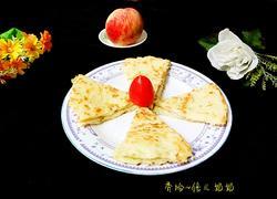 白萝卜丝蛋饼