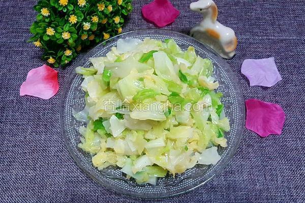 麻椒卷心菜