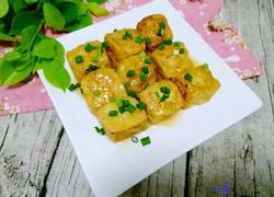 煎焖酿豆腐泡