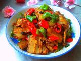 豆豉双椒炒五花肉的做法[图]