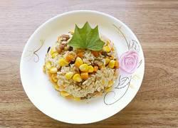 闽南咸饭之玉米饭