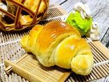 牛角咸面包的做法[图]