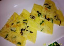 绿豆芽煎饼