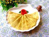 卷心菜鸡蛋煎饼的做法[图]