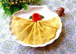 卷心菜鸡蛋煎饼