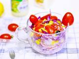 圣女果果蔬沙拉的做法[图]