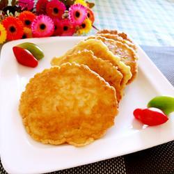 鸡蛋萝卜丝饼