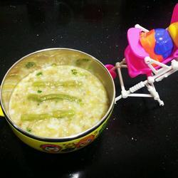 宝宝鸡肉粥