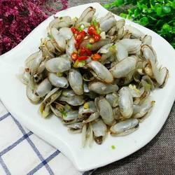 葱蒜海蛎子