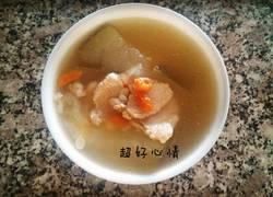 猪肉冬瓜枸杞汤