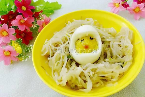 绿豆芽孵蛋
