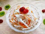 糖醋白萝卜条(健胃消食)的做法[图]