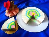 炫彩酸奶慕斯的做法[图]