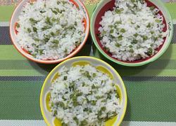 长豆角米饭