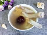 扁豆淮山鸡爪汤的做法[图]
