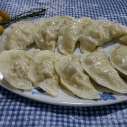 卷心菜猪肉饺子