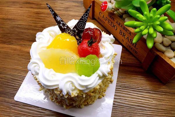 圣女果蛋糕