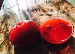 冰镇杨梅汁