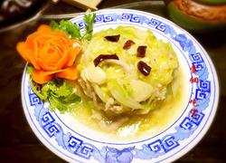 卷心菜炒肉丝