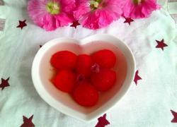 樱花圣女果糖水