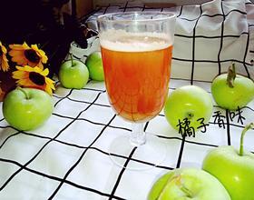 青苹果蜂蜜汁