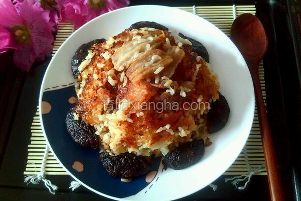 锅包肉米饭