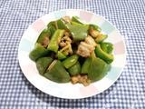五花肉炒青椒的做法[图]