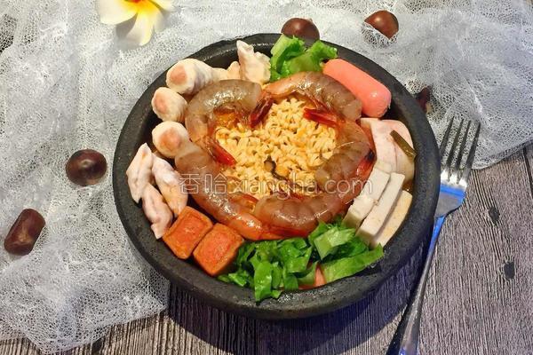韩式拉面火锅的做法
