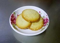 芝麻蛋白(薄)脆饼