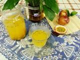 蜂蜜百香果饮的做法[图]