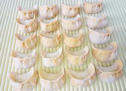 胡萝卜猪肉水饺