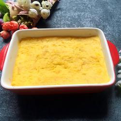 奶油芝士焗红薯