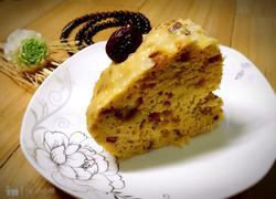 红枣枸杞红糖糕