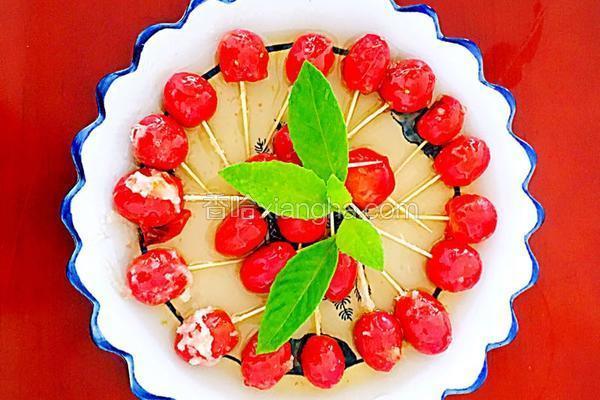 【圣女果】冰糖葫芦