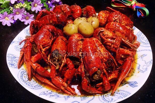 香辣小龙虾之虾扯蛋