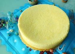 南瓜玉米面蛋糕