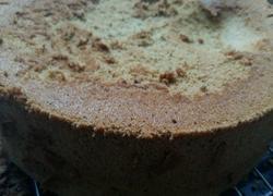 八寸抹茶戚风蛋糕