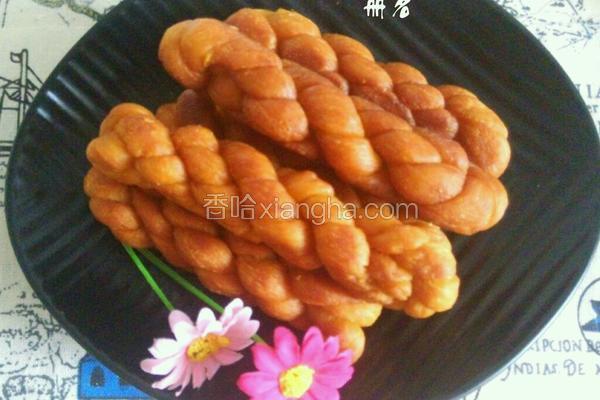 酥脆麻花(甜)