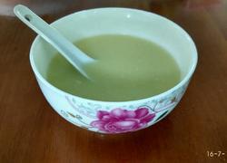 玉米汁稀饭