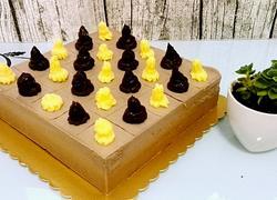 巧克力慕斯蛋糕10寸