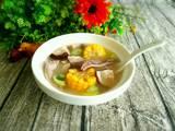 香菇玉米肚片汤的做法[图]