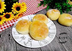 蜜豆甜面包