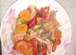 洋葱炒鳝鱼