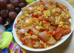 番茄炒蛋(改良版)